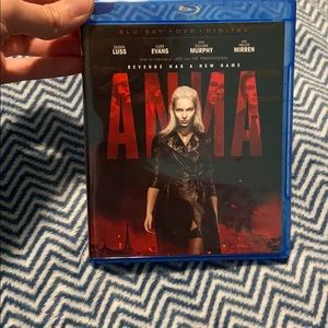 Anna Blue-Ray & DVD Combo!